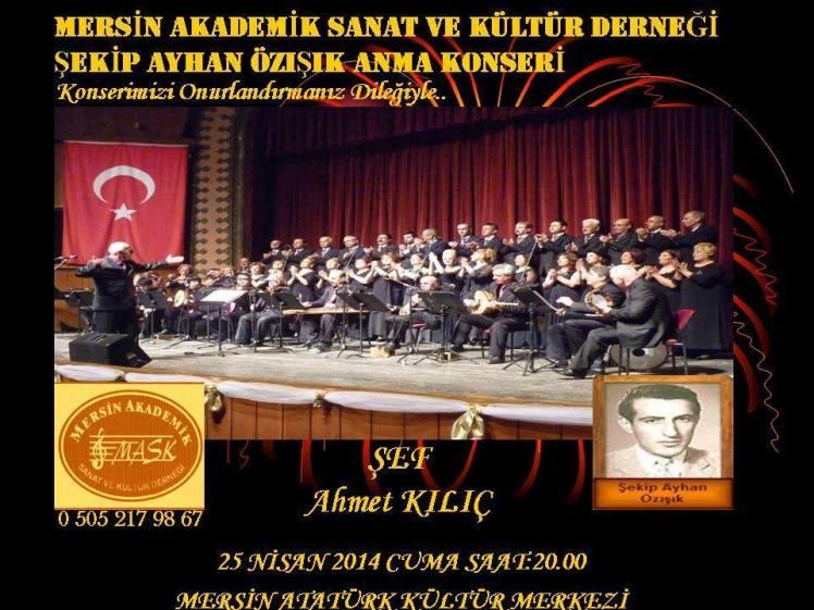 mask25 nisan afişi