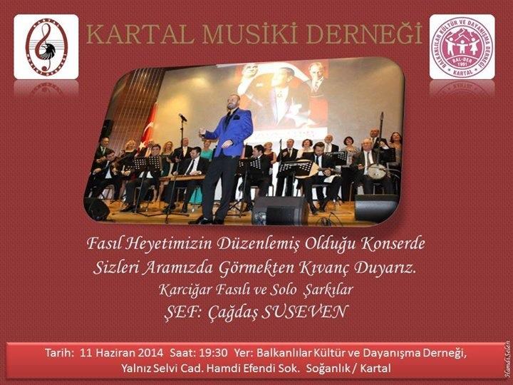kartal musiki derneği 11 haziran