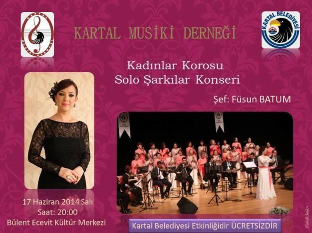 kartal musiki derneği kadınlar korosu konseri 17 haz
