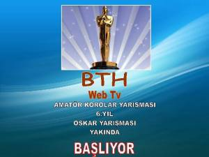BTH TV  6. AMATÖR KOROLAR YARIŞMASI