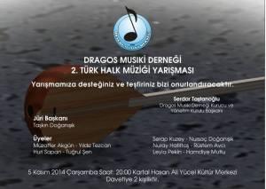 dragos musiki derneği thm yarışması