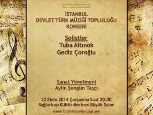 İSTANBUL DEVLET TÜRK MÜZİĞİ TOPLULUĞU
